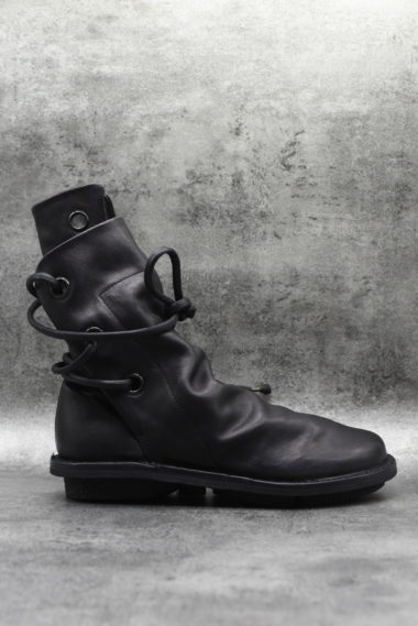 trippen Awning Noir Bottines