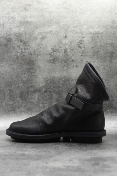 Trippen Bomb Noir Bottines