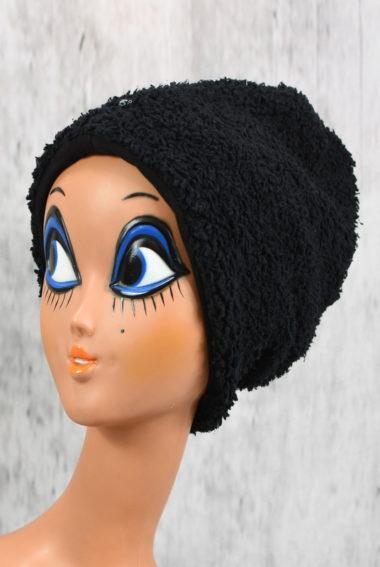 bonnet en coton bio fabelhat privatsachen noir